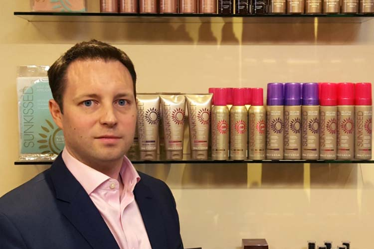 Manchester's Rainbow Cosmetics receives The Queen's Award for International Trade