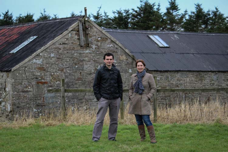 how we started our business: dunnet bay distillers