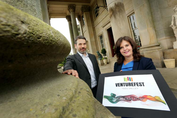 Tees Valley innovation recognised with Venturefest
