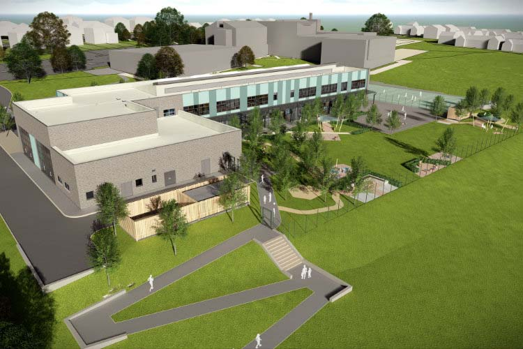BAM Construction chosen for Beaumont Academy in Huddersfield