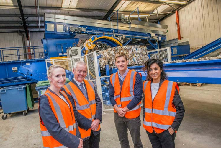 Fortress Recycling invests £5m in new facility