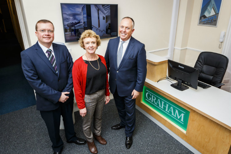 Graham construction opens office in Dumfries and Galloway
