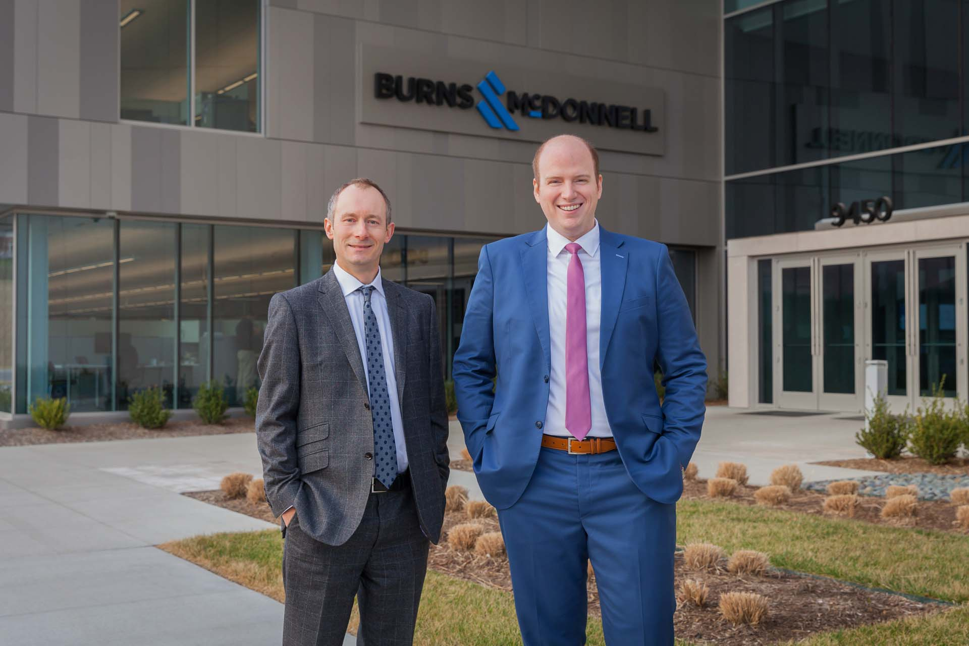 Burns & McDonnell opens first UK office