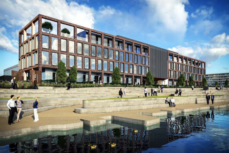 Images show Liverpool dock transformation