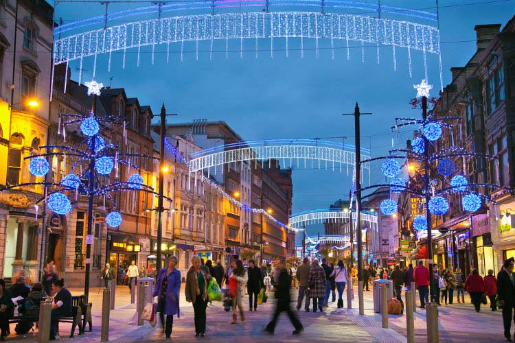 FOR Cardiff brings Christmas to town