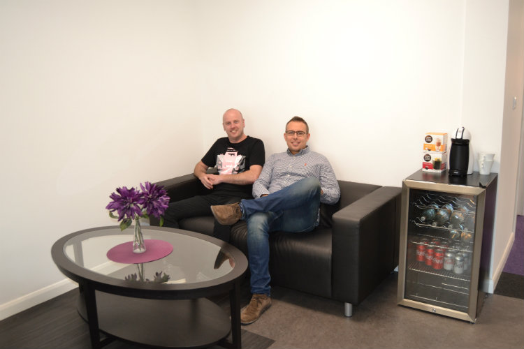 New office kicks off monster growth