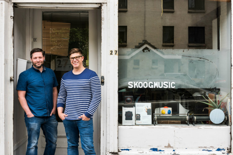 Skoogmusic secures £560k for scale up strategy