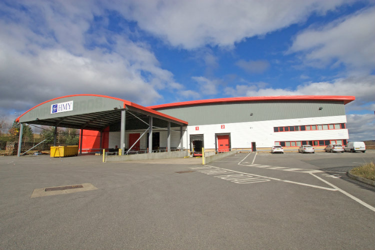 industrial specialists conclude £2.6m drum industrial estate sale