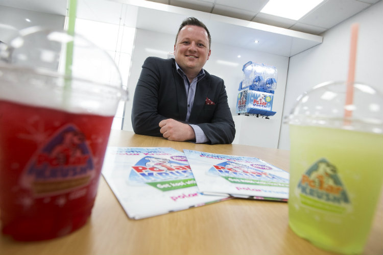 Iced drinks company predicts 50% growth in 2018