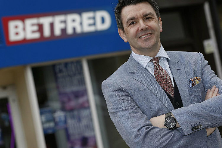 Vapour Cloud secures Betfred contract worth £1m