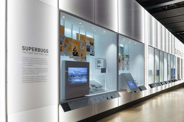 Superbugs ©The  Science Museum
