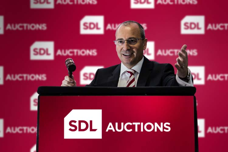 Meet the MD: Andrew Parker, SDL Auctions