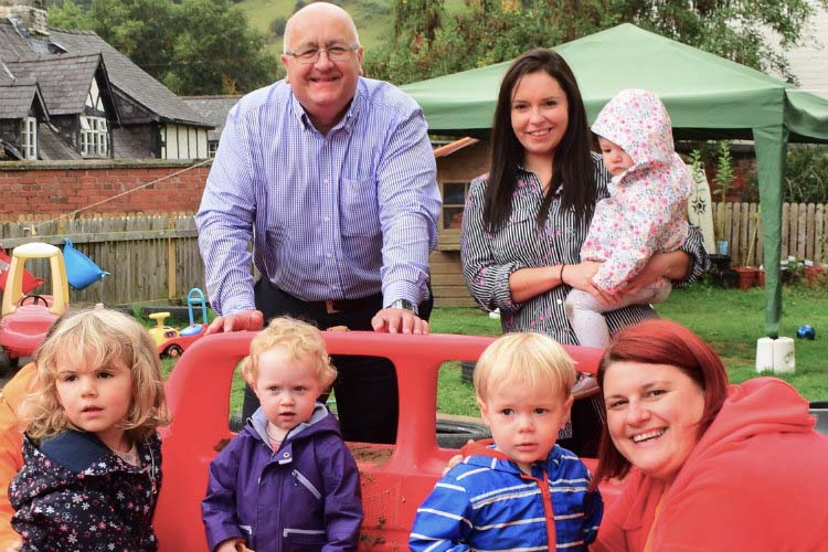 powys nursery grows with ethical funding