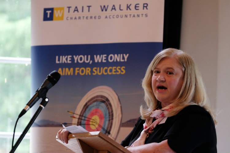 north east businesses encourages to 'think global, act global'