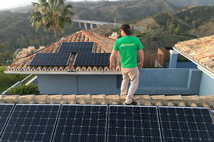 Leeds solar power business wins Africa charity export order