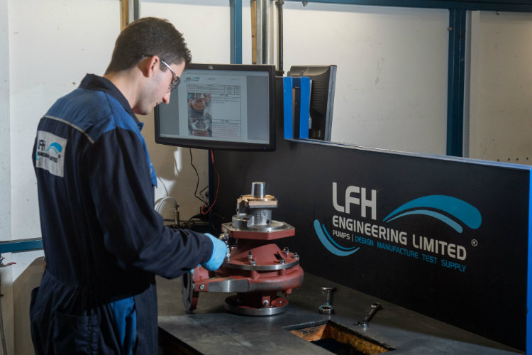 LFH Engineering nets six-figure contract as international sales grow