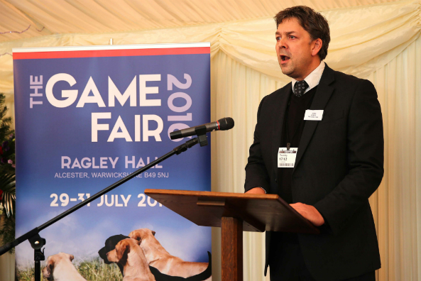 meet the md: james gower of the game fair limited