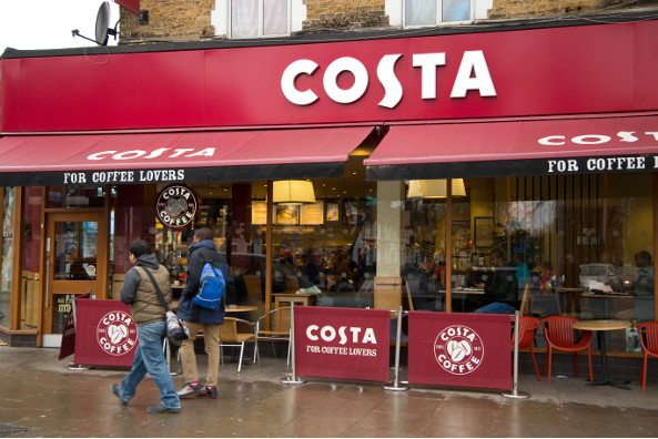 Midlands Costa Coffee Franchise Sold For Seven Figure Sum