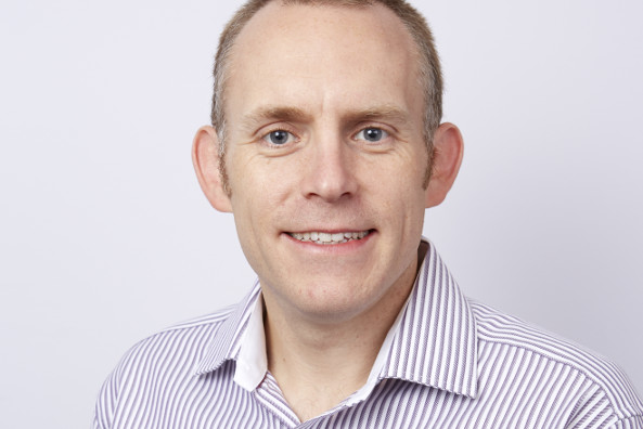 meet the md: martin page of p2 technologies